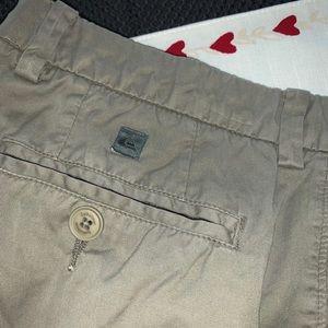 Quiksilver waterman mens chino shorts 33